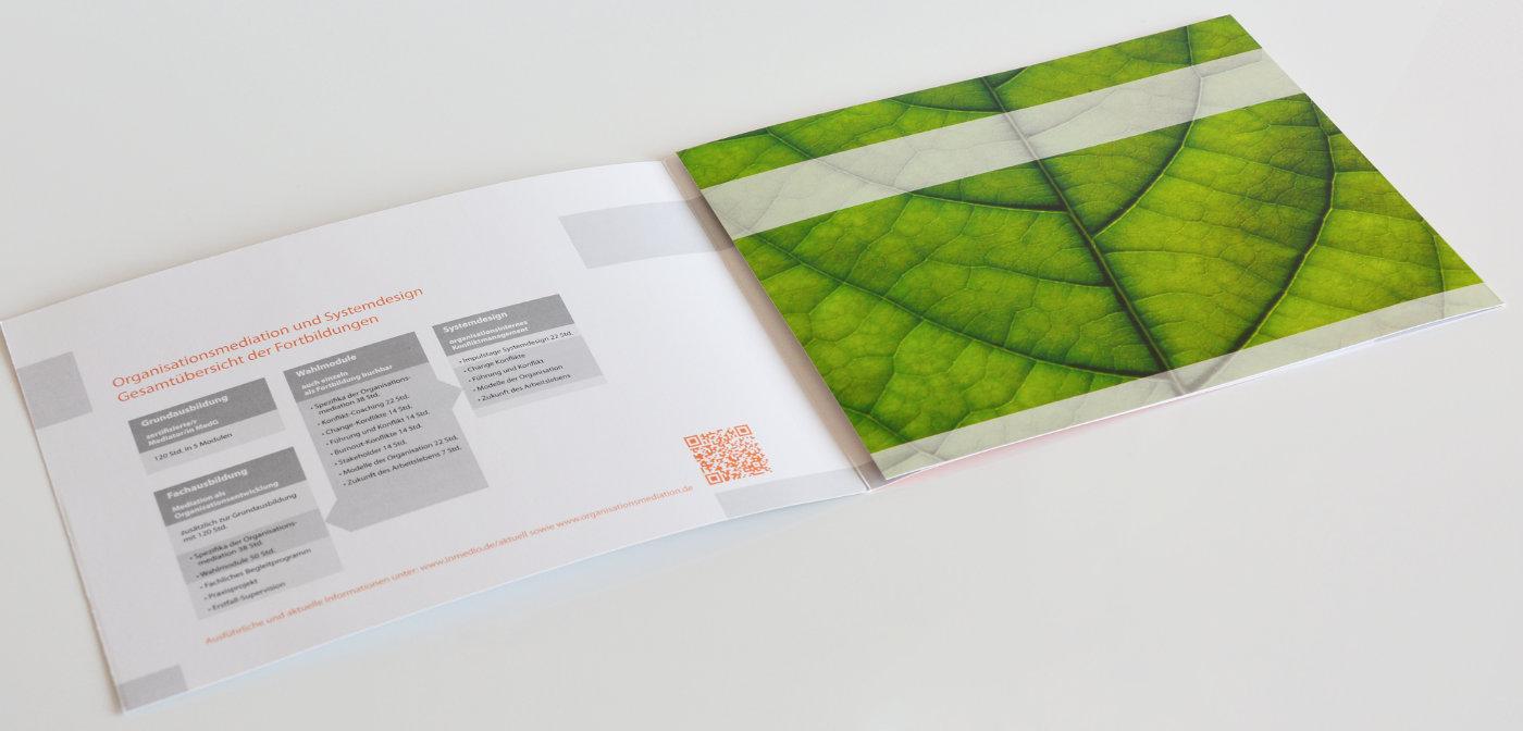 Folder inmedio Seite 2