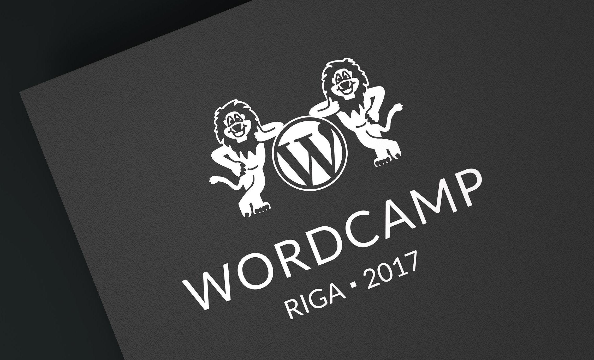 Logo WordCamp Riga