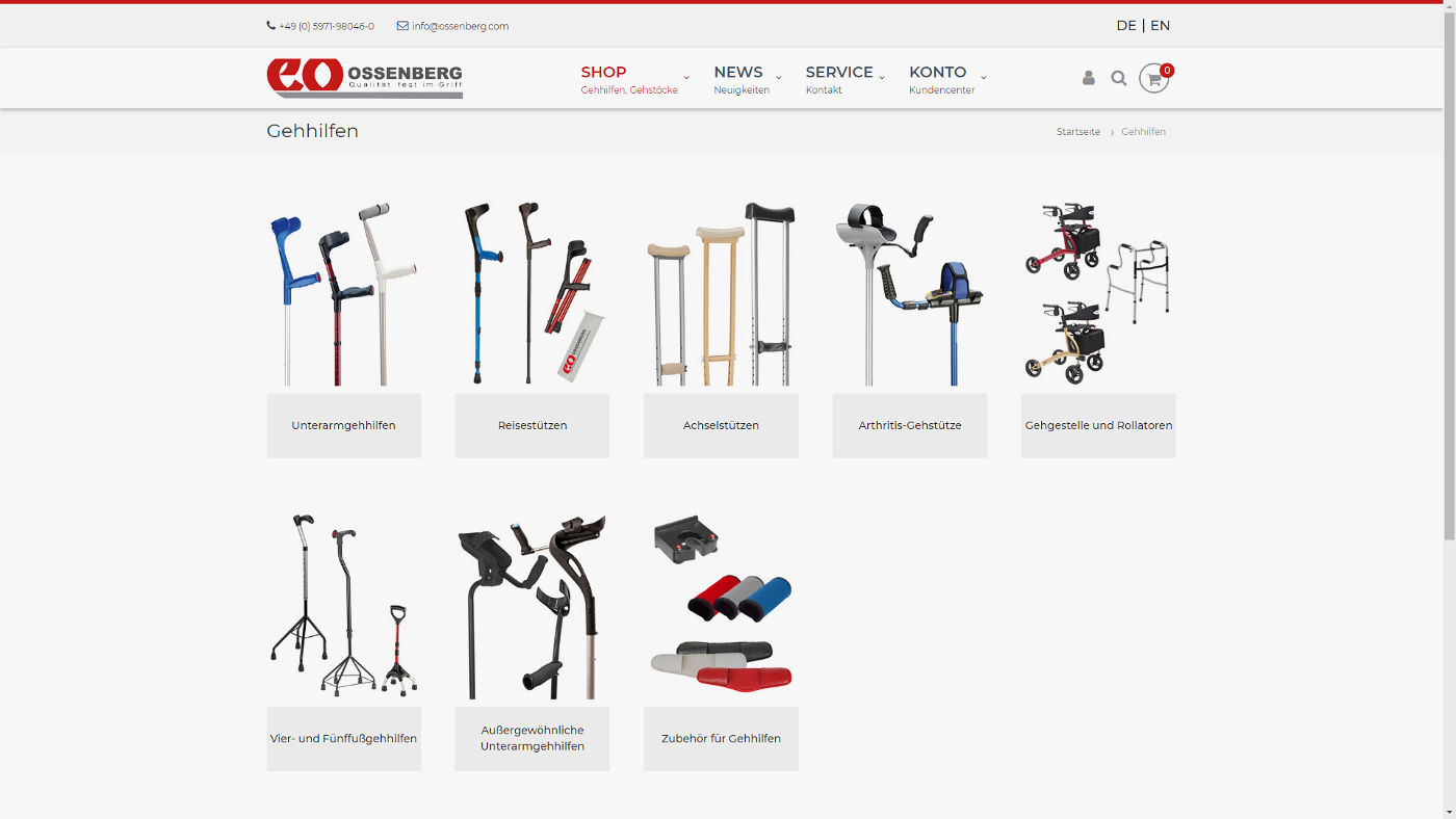 SAP-B1-WooCommerce-Shop Screenshot 3