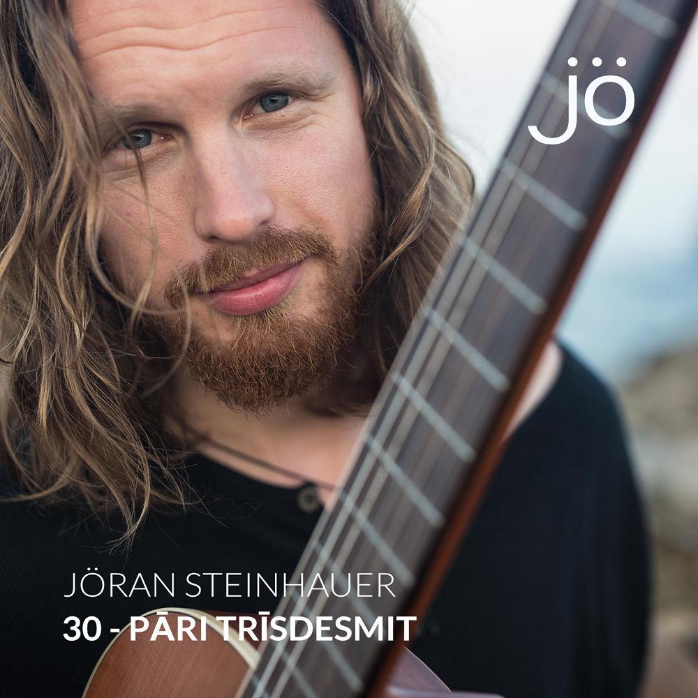 CD-Cover Jöran Steinhauer, pari trisdesmit